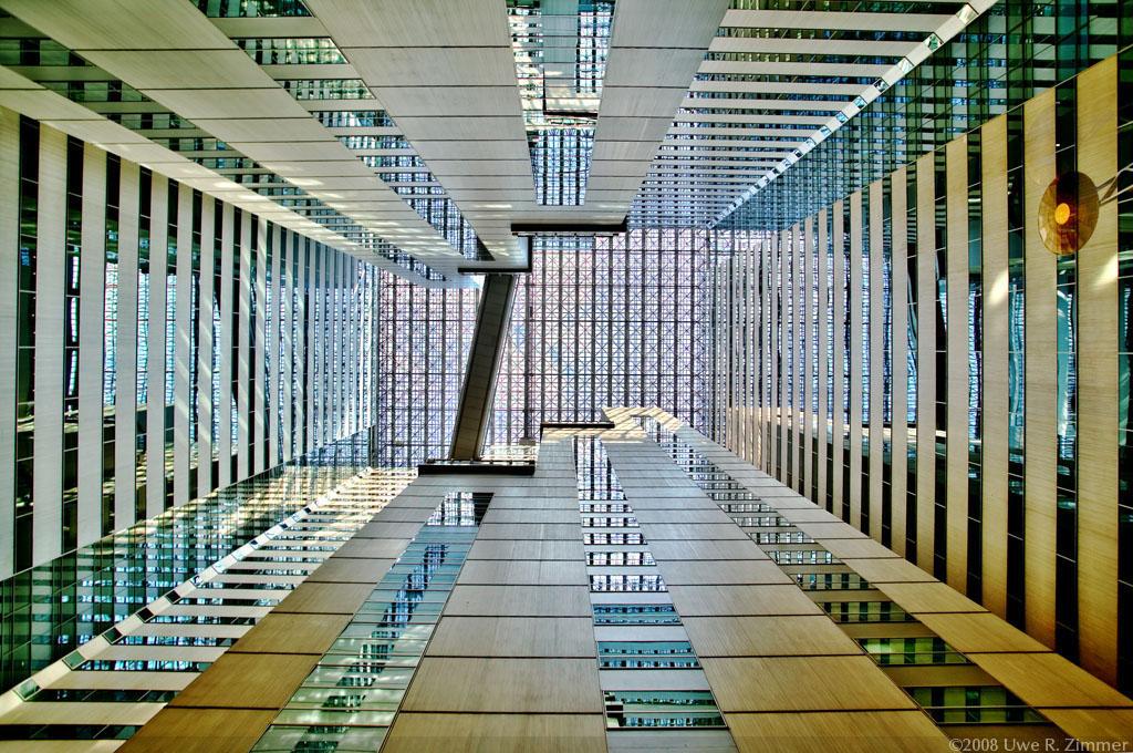 Portfolio / Shinjuku NS Building / 新宿NSビル